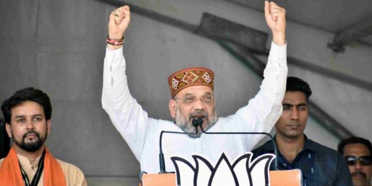 अमित शाह आठ नवंबर को आएंगे धर्मशाला: मुख्यमंत्री जयराम ठाकुर