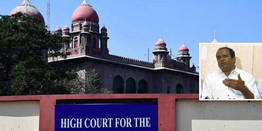 Telangana HC finds no illegality in disqualification of MLC Bhupati Reddy