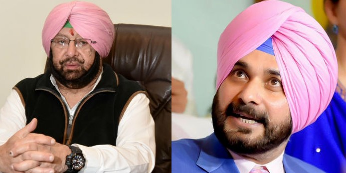 Cong's top leadership takes note of Sidhu's outburst