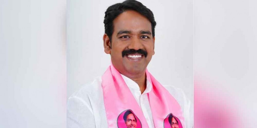 Navin Rao TRS Candidate for Council Seat