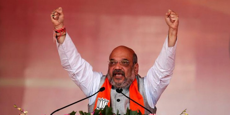 In Gandhinagar, Congress' CJ Chavda faces tough battle against Amit Shah