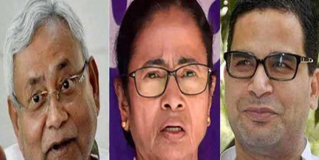 अब बंगाल में ममता के लिए चुनावी रणनीति बना रहे JDU के प्रशांत किशोर, गरमाई सियासत