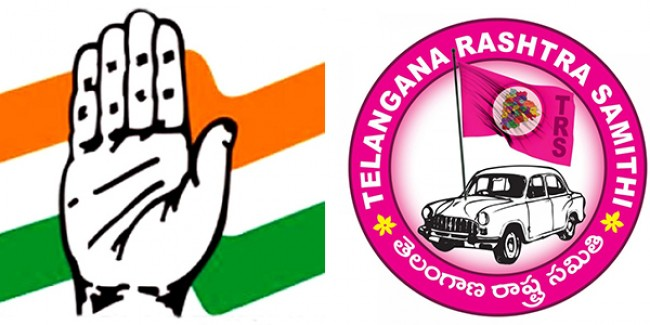 No sailing with Congress: TRS