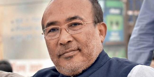'Fake' spokesperson of Manipur CM N Biren Singh held