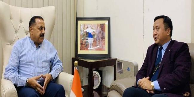 Mizoram or Sikkim? DoNER minister's embarrassing moment on Twitter