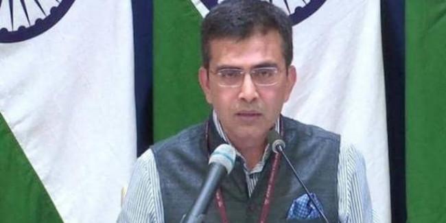 विदेश मंत्रालय का पाकिस्तान को जवाब- पहले कुलभूषण पर पूरा फैसला तो पढ़ें