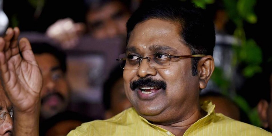 AMMK not to contest in Vellore parliamentary election: T.T.V. Dhinakaran