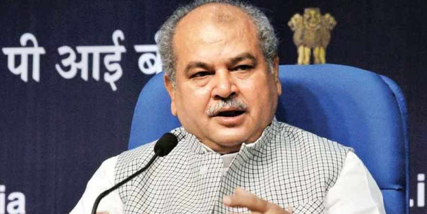 'Will Bengal shun all central funds?' BJP's Narendra Singh Tomar slams TMC