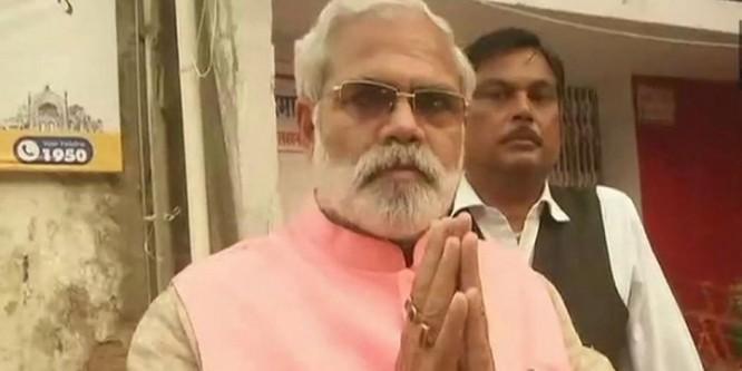 पीएम मोदी के खिलाफ चुनाव लड़ेंगे उनके 'हमशक्ल' अभिनंदन पाठक, लखनऊ से भी भरा पर्चा