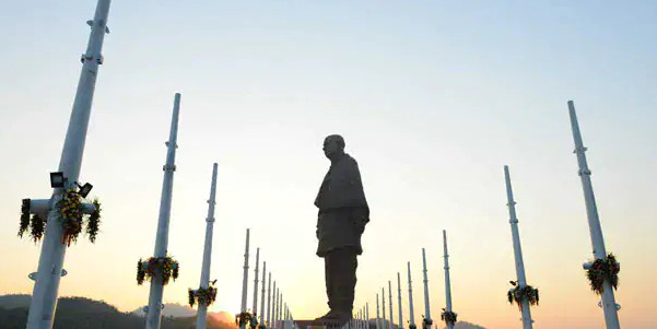 """BJP MP Dubs IAS Officer """"Angrez"""" For Demolition Drive Near Statue Of Unity"""
