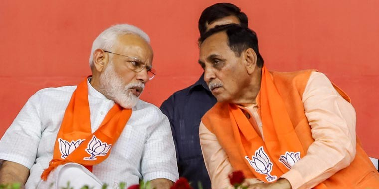 Gujarat govt to implement 10% reservation for economically weaker class