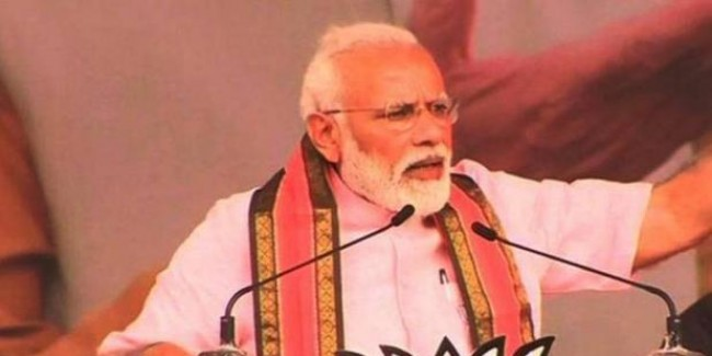 2 वक्त का खाना ना मिलने पर सेना में जाते हैं, कहने वाले डूब मरो: PM मोदी