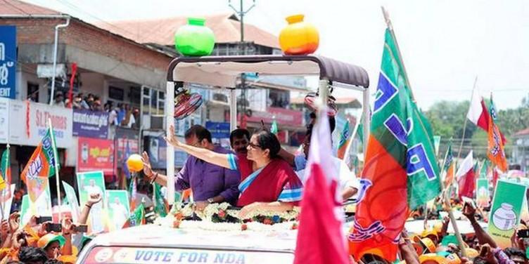 Rahul Gandhi a failure in Amethi, says Nirmala