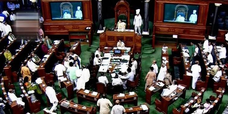 Lok Sabha adjourned till noon on alleged horse trading issue in Karnataka