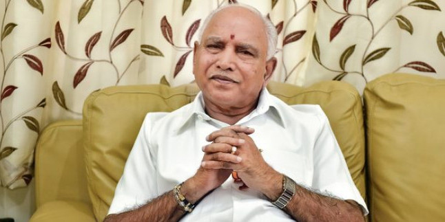 Yediyurappa to move into Cauvery