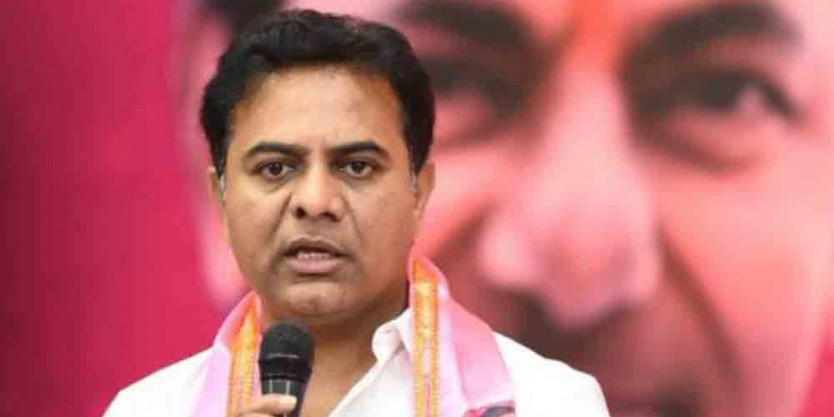 Counter opposition charges against the government: KTR to party leaders