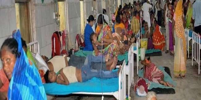 चमकी बुखार की भयावहता को भांपने में विफल रहा केंद्रीय स्वास्थ्य मंत्रालय