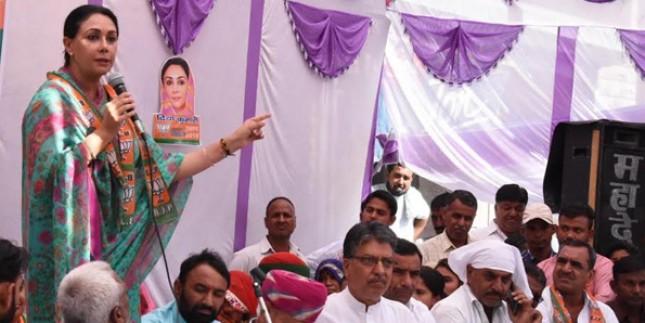 यह चुनाव राष्ट्र की दशा और दिशा तय करेगा- दिया कुमारी