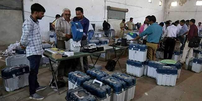 Bypolls In 4 Assembly Seats In Tamil Nadu, 1 Karnataka, 1 Goa On May 19