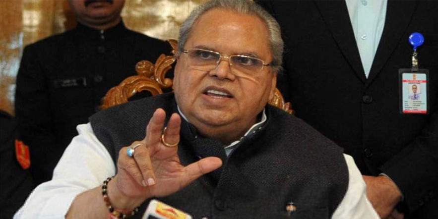 Wheel of history doesn't turn back, says J&K Governor Satya Pal Malik
