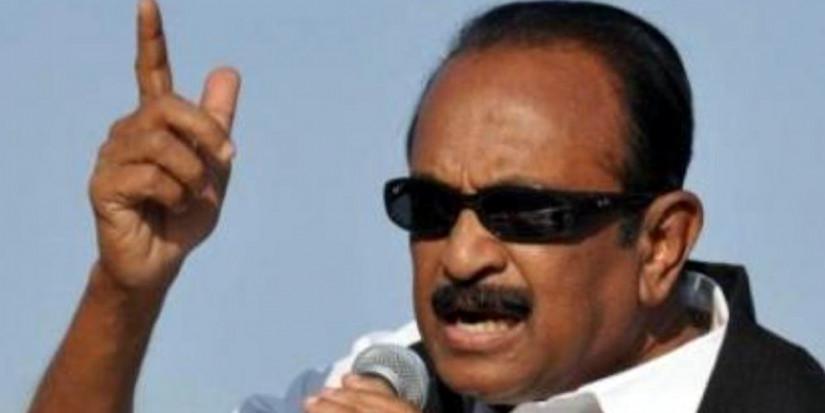 Tamil Nadu MP Vaiko Admitted To Hospital For Cardiac Evaluation
