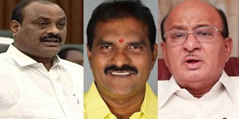 3 TDP MLAs suspended from AP Assembly