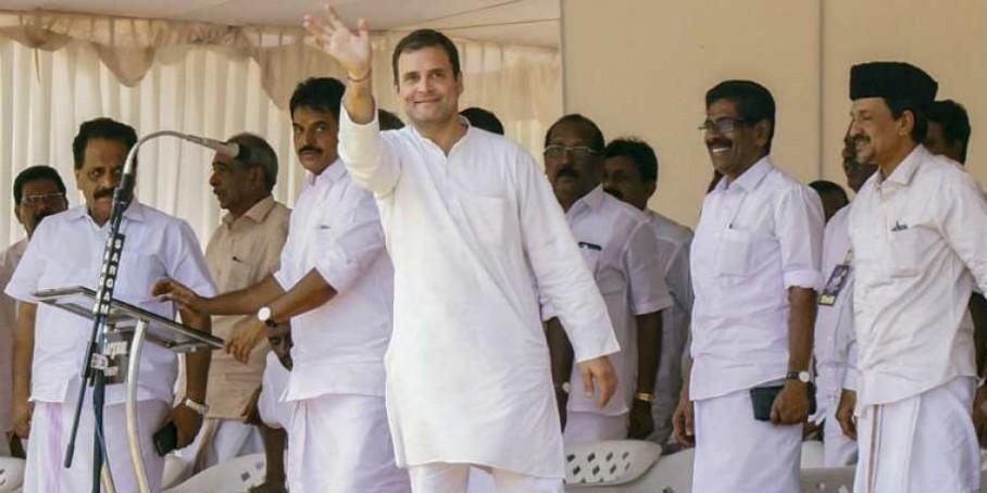 निर्वाचन अधिकारी ने वैध पाया राहुल गांधी का नामांकन, नागरिकता को लेकर की गई थी शिकायत