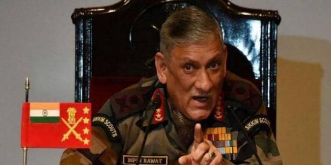 PoK-अक्साई चीन पर नियंत्रण का फैसला सरकार को करना है: सेना प्रमुख