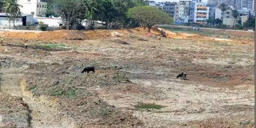 Experts say, 42% of the 3,772 minor irrigation tanks of Karnataka to remain dry