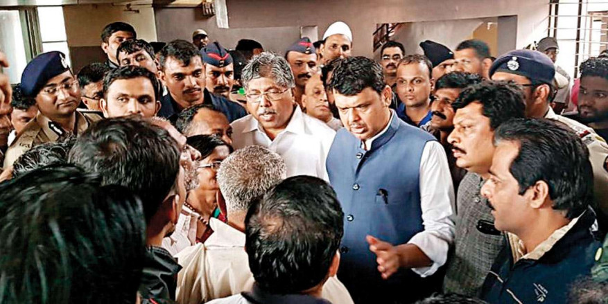 Maharashtra floods: Opposition criticises govt for delayed response