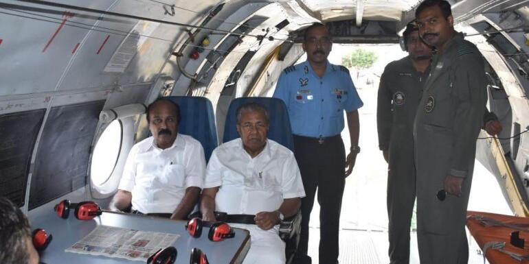 Kerala CM Pinarayi Vijayan reaches Kozhikode airport