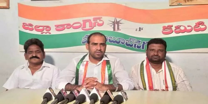 KCR lied to unemployed youth of Telangana: Galreddy Harshavardhan Reddy