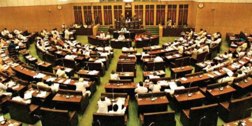 7th day of AP Assembly session started