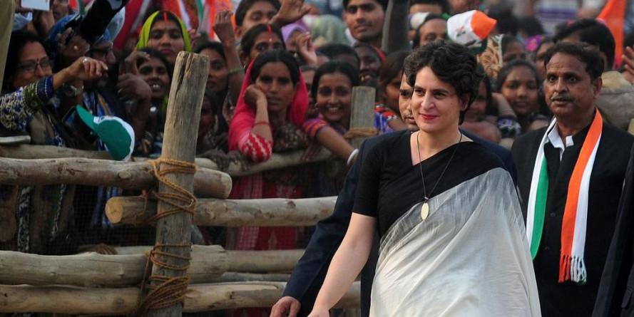 13 अगस्त को सोनभद्र जाएंगी प्रियंका गांधी वाड्रा, नरसंहार पीड़ितों से करेंगी मुलाकात