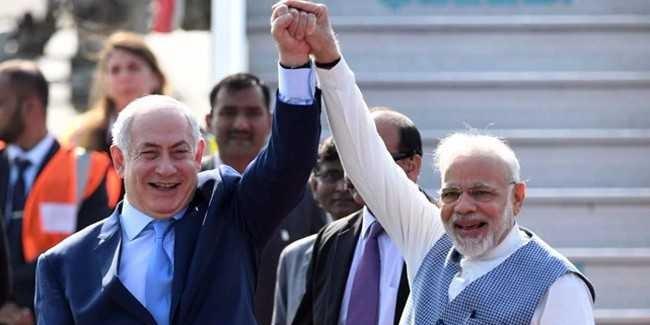 इस्राइल के प्रधानमंत्री बेंजामिन नेतन्याहू ने पीएम मोदी को कहा धन्यवाद, UN में भारत ने किया था...