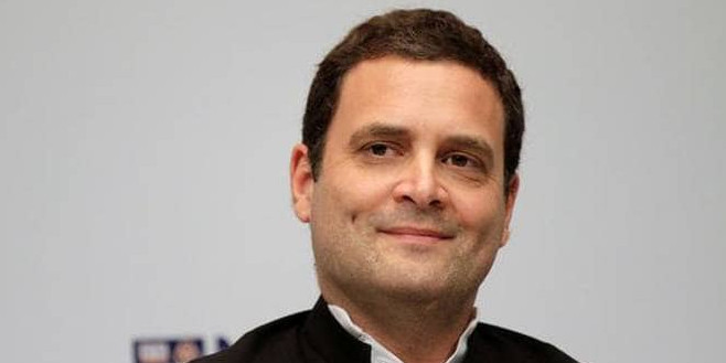 India presently facing an ideological fight: Rahul Gandhi