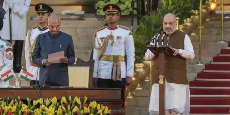 संगठन के बाद सरकार में भी शाह की होगी अहम भूमिका, राजनाथ रहेंगे नंबर- 2