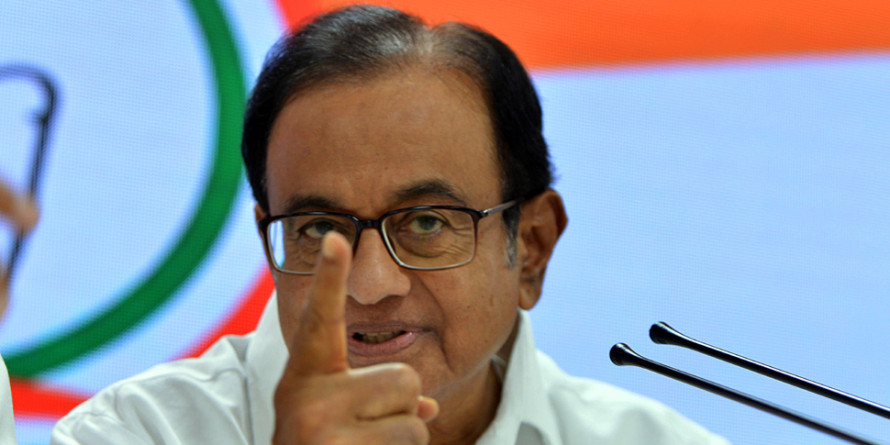 Everything is Good Except Economy: Chidambaram Takes a Dig at PM Modi