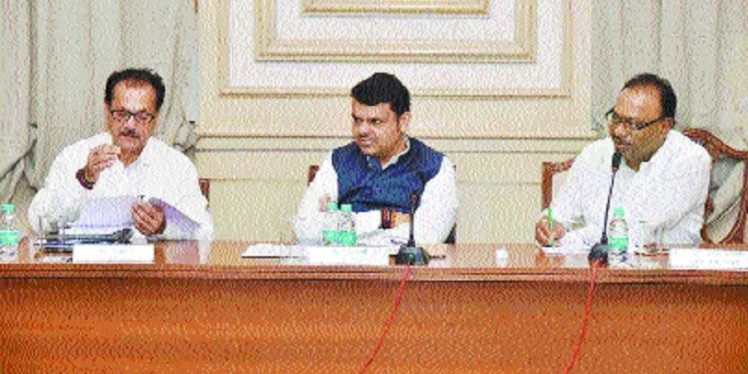 CM approves NMRDA budget of Rs 1,529.84 cr