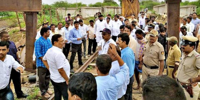 Damage owing to floods in Raichur put at ₹ 332 cr.; Minister reviews situation