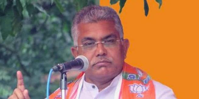'नहीं चलेगी तृणमूल सरकार, बंगाल में परिवर्तन तय' - दिलीप घोष