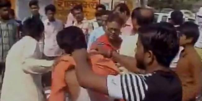Muslim youths thrashed, forced to chant Jai Shri Ram in Assam