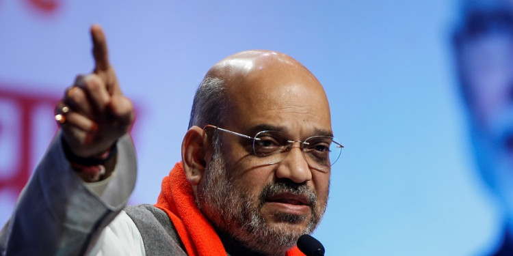 TMC sees Red over Amit Shah's letter to Darjeeling MP mentioning 'Gorkhaland'