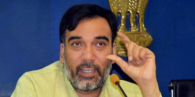 AAP ने प्रधानमंत्री नरेंद्र मोदी से पूछे पांच सवाल,दिल्ली से सौतेला व्यवहार करने का आरोप