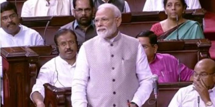 कांग्रेस से मोदी का सवाल- वायनाड और रायबरेली में हिन्दुस्तान हार गया क्या
