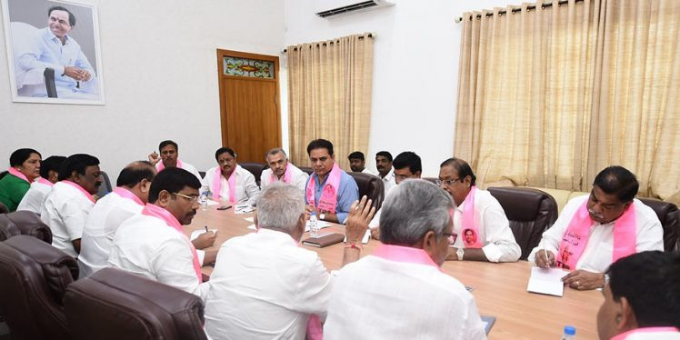 TRS to train active party members