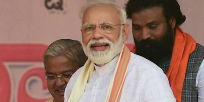 महामिलावटी झूठ फैला रहे हैं कि मोदी जीता तो कभी चुनाव नहीं होगा: PM