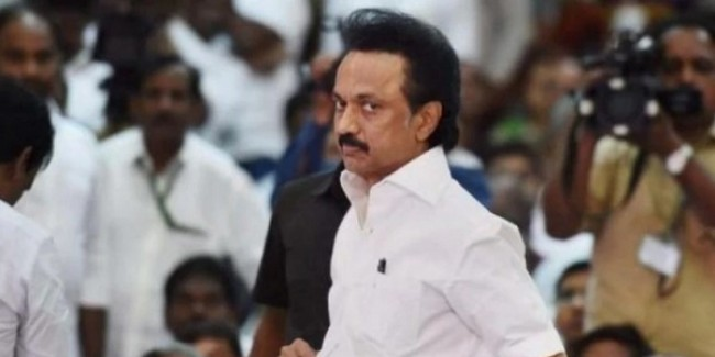 Tamil Nadu Minister joins issue with MK Stalin for old wine jibe