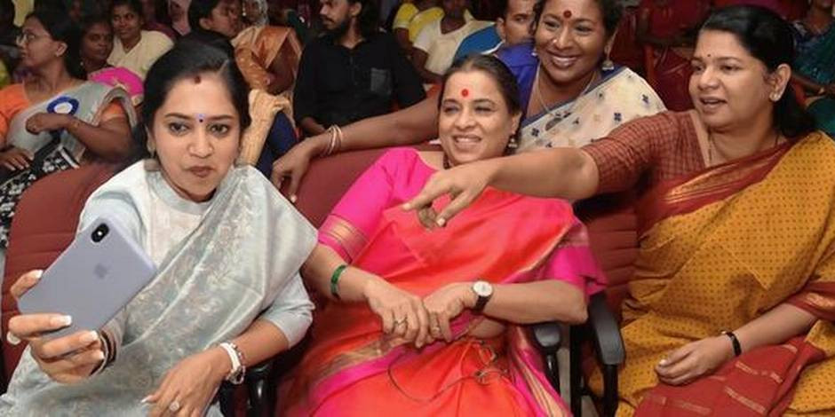 On women's quota, DMK MPs say govt. not walking its talk
