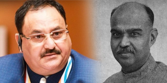 श्यामा प्रसाद मुखर्जी के बहाने नड्डा का नेहरू पर आरोप, जानें उस रहस्यमयी मौत की कहानी